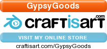 Visit My Store at craftisart.com