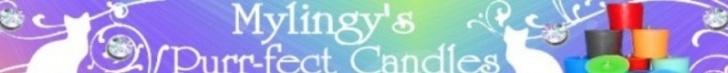 MYLINGYS PURR-FECT CANDLES