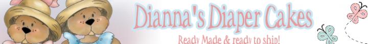 Diannas Diaper Cakes