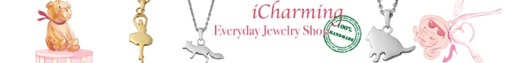 iCharming Gold & Silver Jewelry