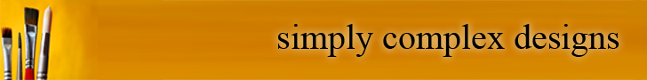 Simply Complex Designs