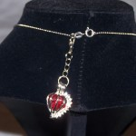 Frangrance charms for you necklace
