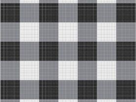 Black White Gray Gingham Crochet Pattern Afghan Graph E-mailed.pdf