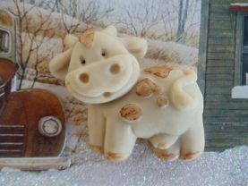 120 Cow Party Favors Soap