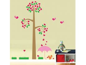 REUSABLE Tree Wall Decal - T109SWA