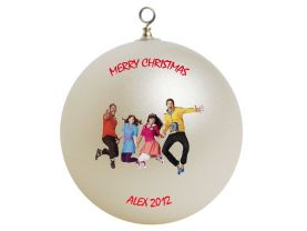 Fresh Beat Band Personalized Custom Christmas Ornament