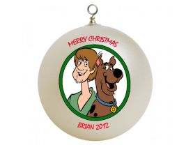 Scooby Doo Personalized Custom Christmas Ornament #3