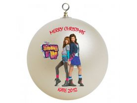 Shake it Up Personalized Custom Christmas Ornament