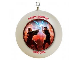 Star Wars Revenge of the Sith Personalized Custom Christmas Ornament