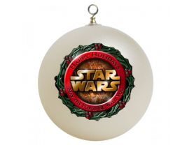 Star Wars Personalized Custom Christmas Ornament #2