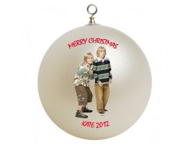 Suite Life of Zac and Cody Personalized Custom Christmas Ornament