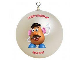 Toy Story Mr. Potato Head Personalized Custom Christmas Ornament