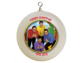 Wiggles Personalized Custom Christmas Ornament #2