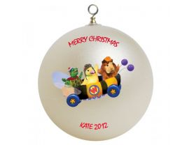 Wonder Pets Personalized Custom Christmas Ornament