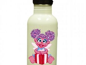 Sesame Street Abby Caddaby Personalized Custom Water Bottle