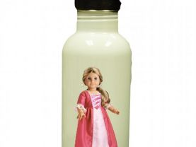American Girl Elizabeth Personalized Custom Water Bottle