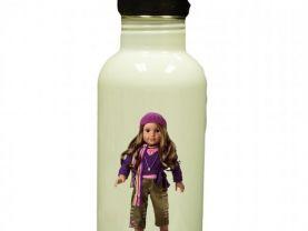 American Girl Marisol Personalized Custom Water Bottle