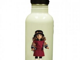 American Girl Rebecca Personalized Custom Water Bottle