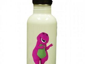 Barney Personalized Custom Water Bottle