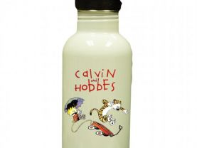 Calvin & Hobbes Personalized Custom Water Bottle