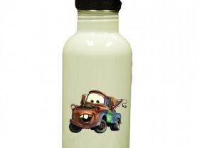 Cars Tow Mater Personalized Custom Water Bottle