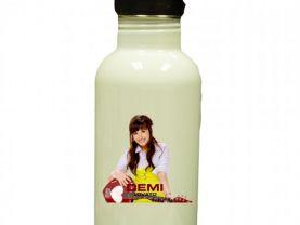 Demi Lovato Personalized Custom Water Bottle