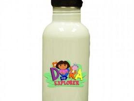 Dora the Explorer Personalized Custom Water Bottle #2