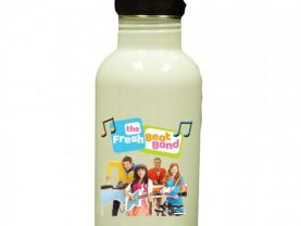 Fresh Beat Band Personalized Custom Water Bottle