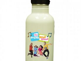 Fresh Beat Band Personalized Custom Water Bottle #2