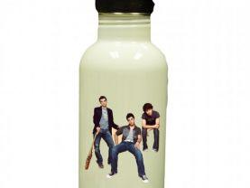 Jonas Brothers Personalized Custom Water Bottle