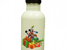Mickey Mouse, Donald Duck & Goofy Personalized Custom Water Bottle