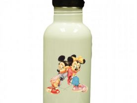 Mickey & Minnie Mouse Personalized Custom Water Bottle