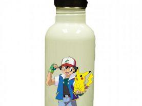 Pokemon Personalized Custom Water Bottle