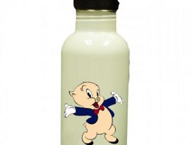 Porky the Pig Personalized Custom Water Bottle