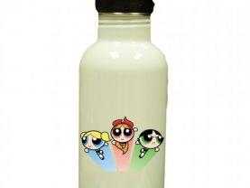 Powerpuff Girls Personalized Custom Water Bottle