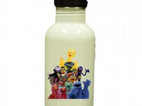 Sesame Street Personalized Custom Water Bottle
