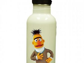 Sesame Street Bert Personalized Custom Water Bottle