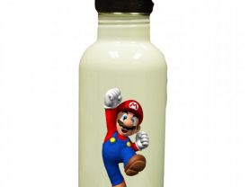 Super Mario Personalized Custom Water Bottle #2