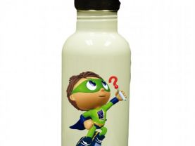 Super Why Personalized Custom Water Bottle