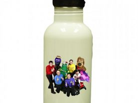 Wiggles Personalized Custom Water Bottle