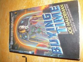BOOK BUYING TIME BY JOE HALDEMAN used in very good condition paperback