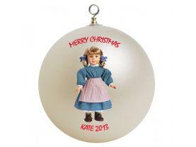 American Girl Kirsten Personalized Custom Christmas Ornament