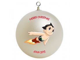 Astro Boy Personalized Custom Christmas Ornament #2