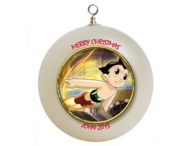 Astro Boy Personalized Custom Christmas Ornament