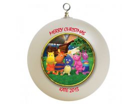 Backyardigans Personalized Custom Christmas Ornament