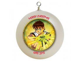 Ben 10 Personalized Custom Christmas Ornament