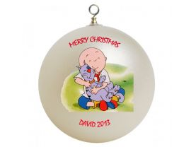 Caillou Personalized Custom Christmas Ornament #2