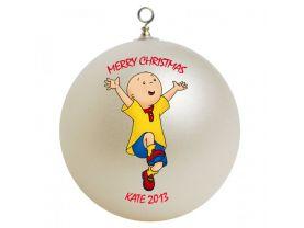 Caillou Personalized Custom Christmas Ornament