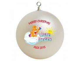 Care Bears Personalized Custom Christmas Ornament