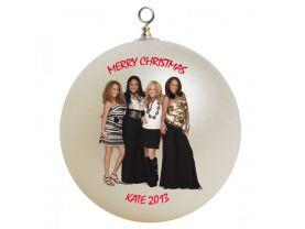 Cheetah Girls Personalized Custom Christmas Ornament